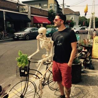 Skull Bike